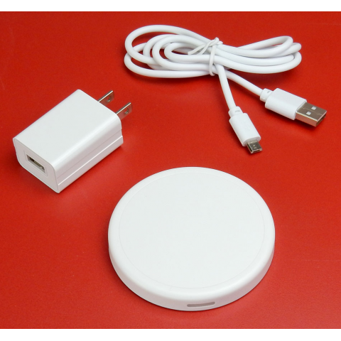 WIRELESS CHARGING PAD FOR CELLPHONE, WATCHES, TABLETS