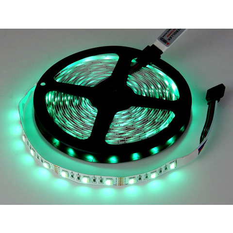 4-IN-1 COLOR-CHANGING LED TAPE LIGHT, RGBW - 12V