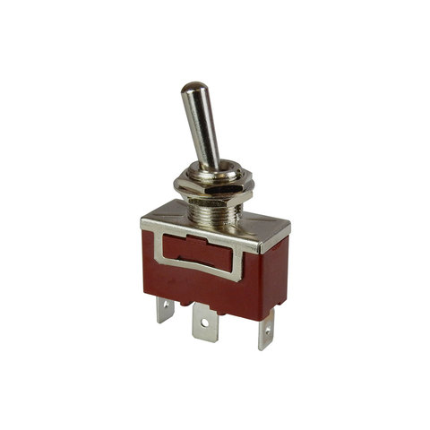 SPDT HEAVY-DUTY TOGGLE SWITCH