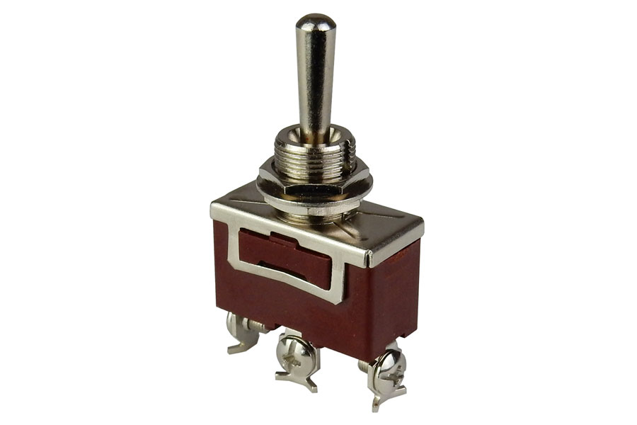 SPDT ON-OFF-ON HEAVY DUTY TOGGLE SWITCH