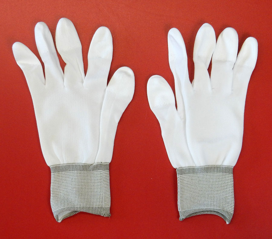 INSPECTION GLOVES, MEDIUM