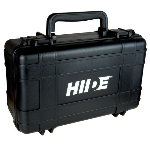 WATER-RESISTANT, SHOCK-RESISTANT EQUIPMENT CASE