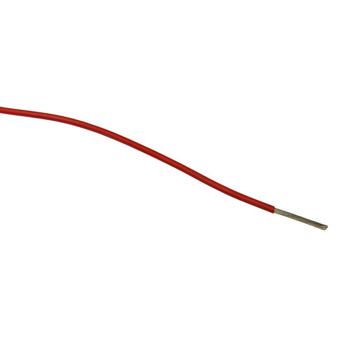 14 GA ETFE HI-TEMP WIRE, RED