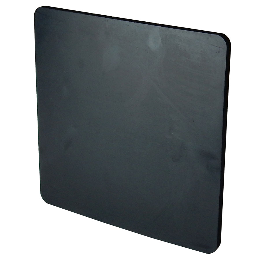 "5.80"" X 5.84"" X 0.25"" RUBBER PAD"