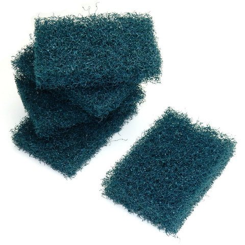 HEAVY-DUTY SCOURING PADS, BOX OF 20
