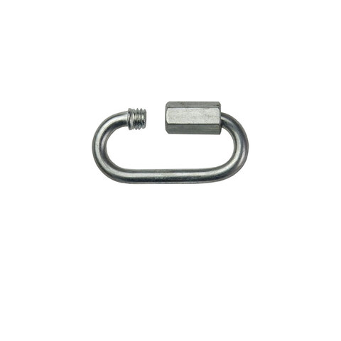 METAL QUICK LINK HOOK, 4MM THICK X 1-5/8""