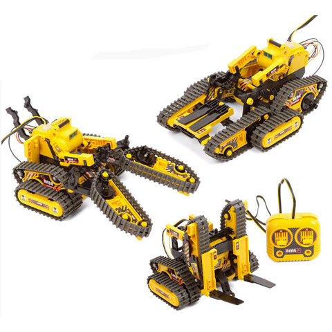 3-IN-1 ALL TERRAIN ROBOT