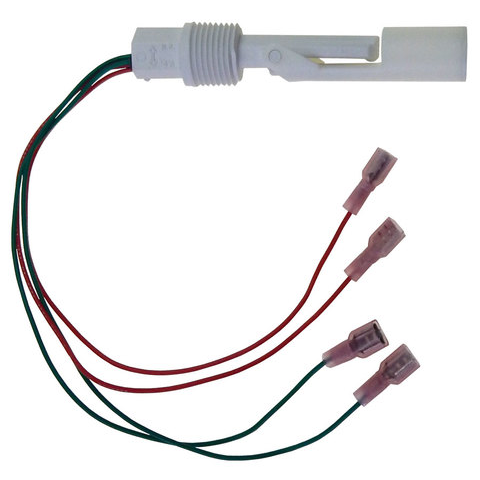 FLOAT SWITCH WITH INTEGRATED THERMISTOR