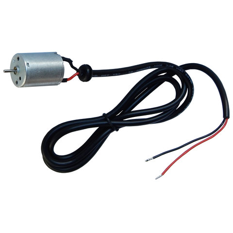 12 VDC MOTOR W/ CABLE