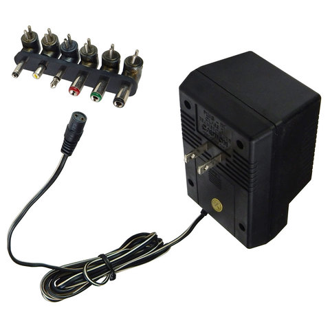 3-9 VDC REGULATED POWER ADAPTER