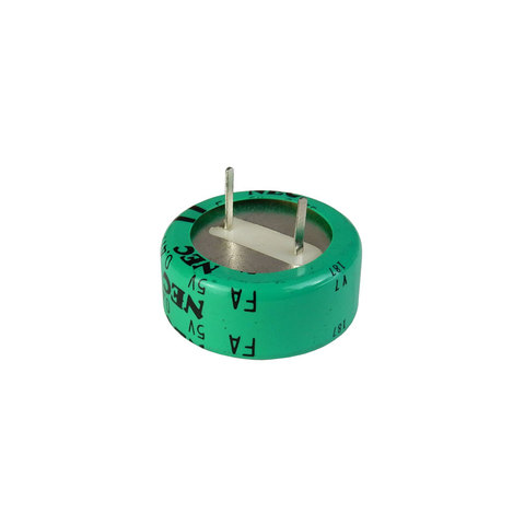 0.47F 5V MEMORY BACK-UP CAPACITOR
