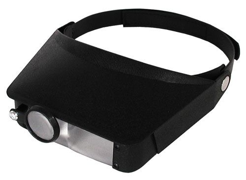 HEAD MOUNTED MAGNIFIER