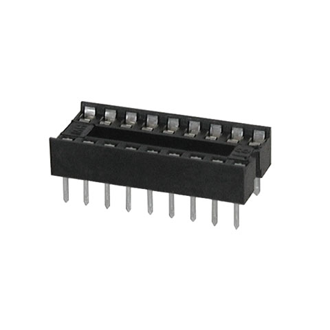 18 PIN IC SOCKET