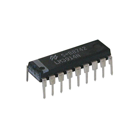 LM3914 BARGRAPH DISPLAY DRIVER