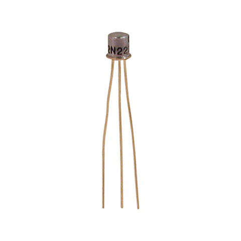 2N2222A NPN TO-18 TRANSISTOR