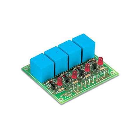 RELAY OUTPUT CARD KIT