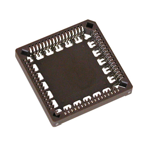 68 PIN PLCC SOCKET, SURFACE MOUNT