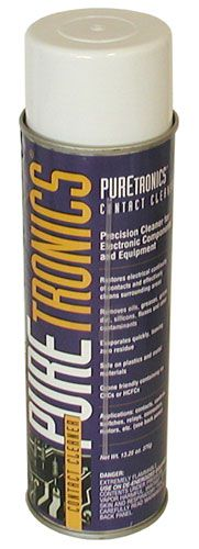 CONTACT CLEANER, 13.25 OZ