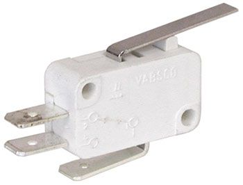 SPDT SNAP-ACTION SWITCH W/ LEVER