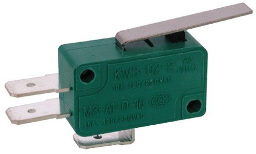 SPDT 10 AMP SNAP-ACTION SWITCH W/ LEVER