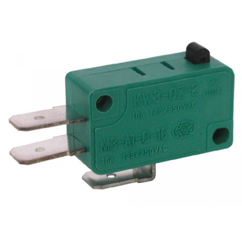 SPDT SNAP-ACTION SWITCH, 10 AMP
