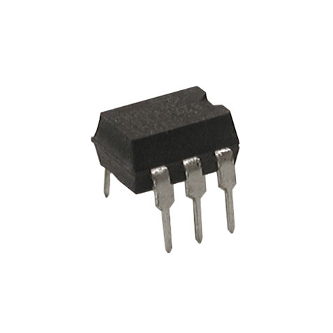 4N25 OPTOISOLATOR, NPN TRANSISTOR OUTPUT