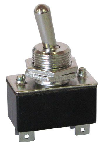 DUAL SPST TOGGLE SWITCH