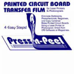 "TECHNIKS ""PRESS & PEEL"" PC BOARD KIT"