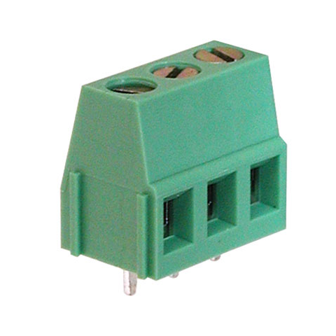 3-POSITION PCB TERMINAL BLOCK