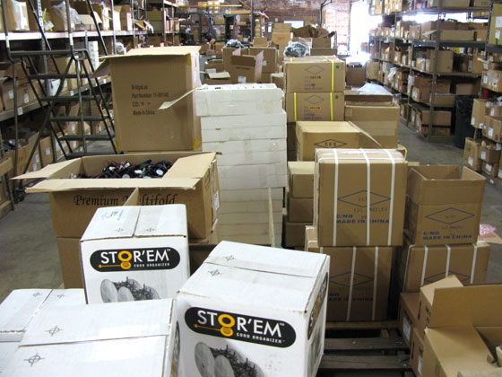 We Will Buy Your Excess Inventory and PAY CA$H Today!